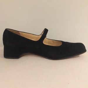 Salvatore Ferragamo Vintage Black Shoes